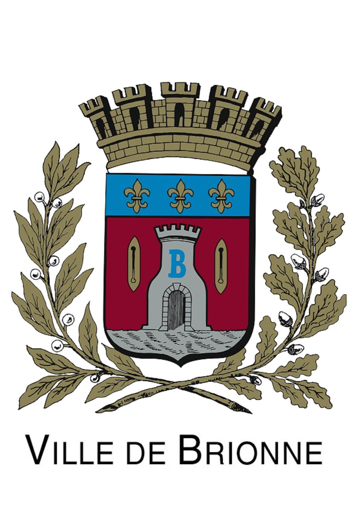 logo  Brionne octobre 2007